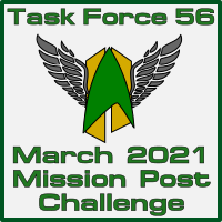 Task Force 56 Mission Post Challenge - March 2021
